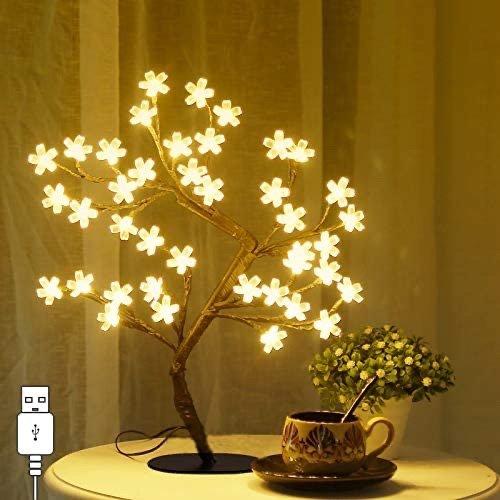 Bolylight 超美LED樱花桌灯 节日礼物好选择
