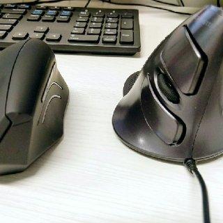 【众测】预防滑鼠手?直立式滑鼠评比