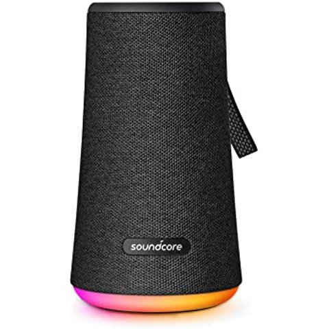 Anker Soundcore Flare S+ Portable Bluetooth Speaker with Alexa