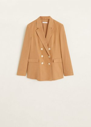 Modal-blend suit blazer - Women | Mango USA