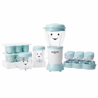 Nutribullet Baby 婴幼儿辅食机 + 保鲜罐 + 辅食碗全系列