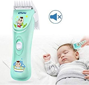 Amazon.com: ENSSU Quiet Baby Hair Clippers Hair Trimmers Chargeable Professional Cordless Hair Clipper for Baby Children Kids: Beauty