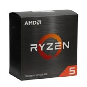 AMDRyzen 5 5600X Vermeer 3.7GHz 6-Core AM4 Boxed Processor with Wraith Stealth Cooler