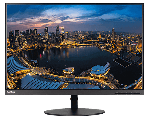 """ThinkVision T24d-10 24"""" 16:10 1200P IPS 显示器"""