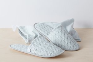Stonewashed Waffle Slippers | Allswell Home