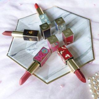 【卡婷】点绛唇 | 超美中国风 | 你们一定要知道的春夏秋冬的颜色!