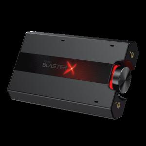 $49.99 起Sound BlasterX 外置USB声卡 便携解码耳放一体机 翻新