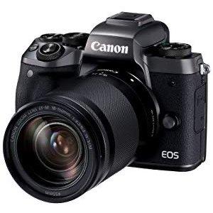 Canon EOS M5 相机套装