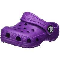 Crocs Kids' Classic Clog 洞洞鞋 1-4岁