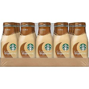 StarbucksFrappuccino Coffee 9.5 Ounce Glass Bottles 15 Count