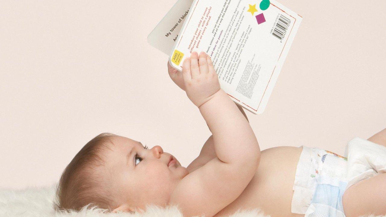 【母婴分享】适合0-1岁宝宝的睡前读物(亚马逊入)