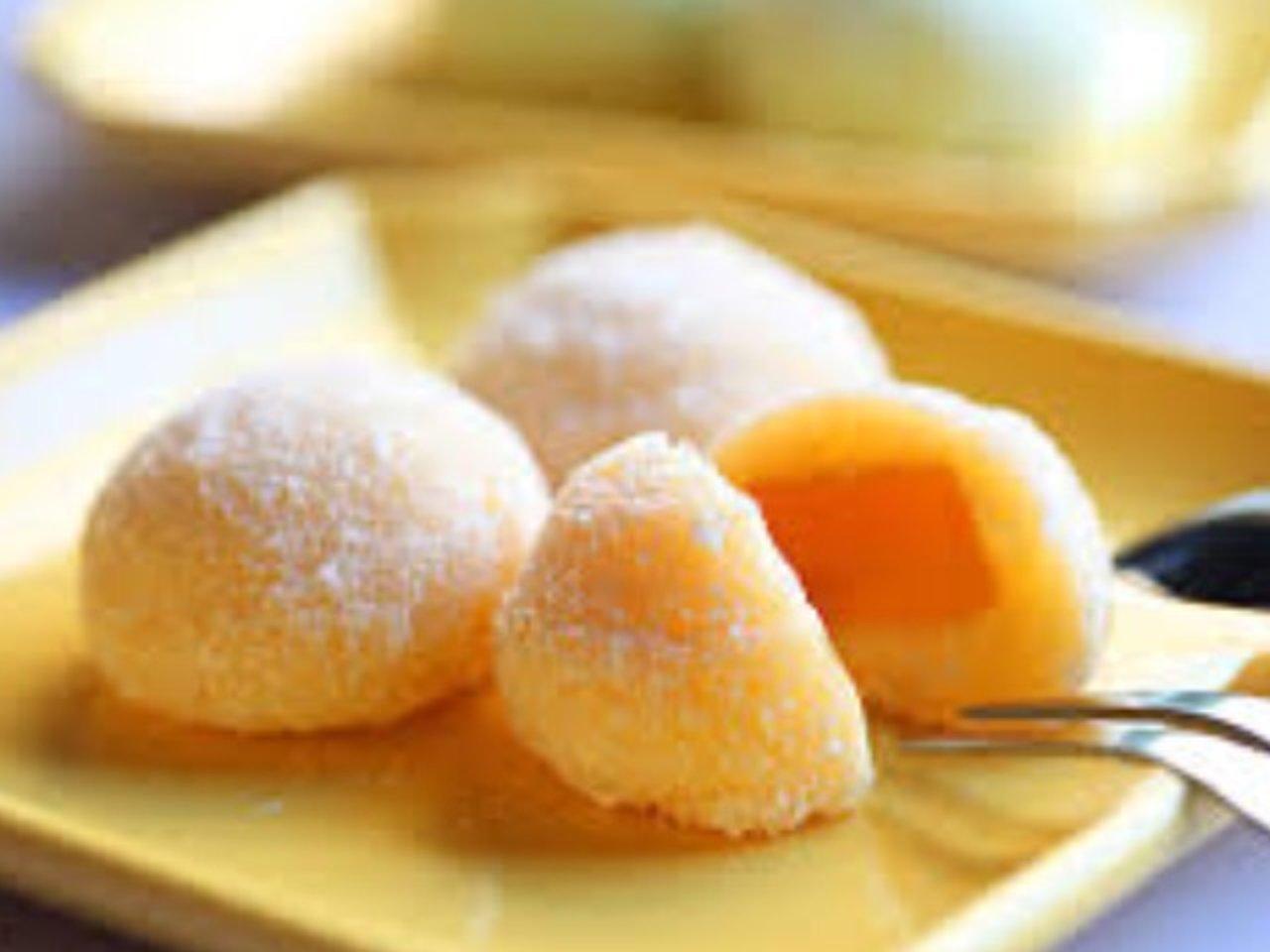 这个夏天你最该尝试做的甜品:芒果糯米糍