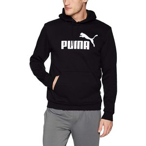 $19.99PUMA 男款Logo连帽卫衣促销