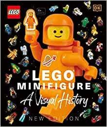 Minifigure 经典图鉴最新版本 附赠独家太空小人偶