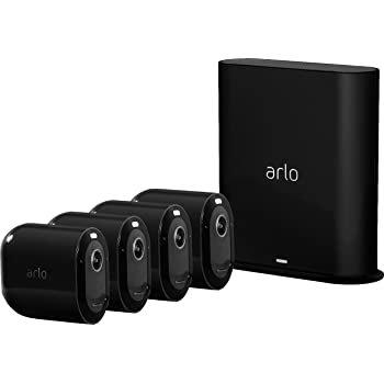 Pro 3 2K HDR 家庭安防系统 4摄+Hub