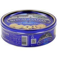 Royal Dansk 热销黄油饼干 12oz铁盒装