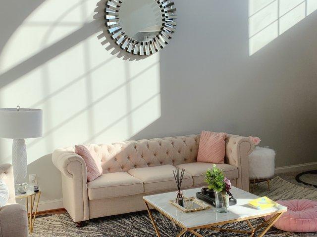 室内软装潢,温暖如春