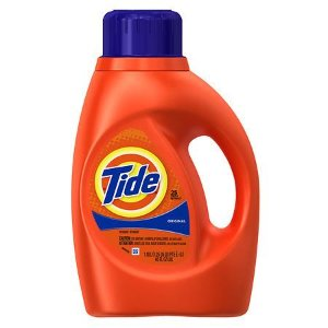 Tide Liquid Detergent Original 40 oz