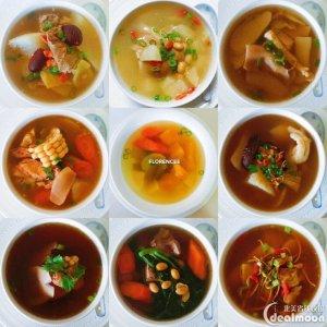Instant Pot汤品合集,10款好汤每天一款不重样-北美省钱快报攻略
