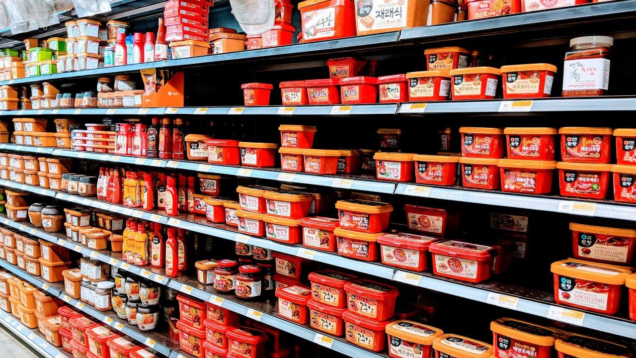 亚洲超市扫货 | Hmart不容错过的好物!肉片韩式酱料泡菜年糕买起来