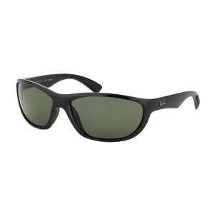 $49Ray-Ban 黑框太阳眼镜促销