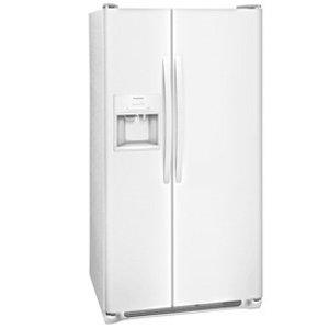 $699Frigidaire 25.5立方英尺冰箱 双开门 带制冰