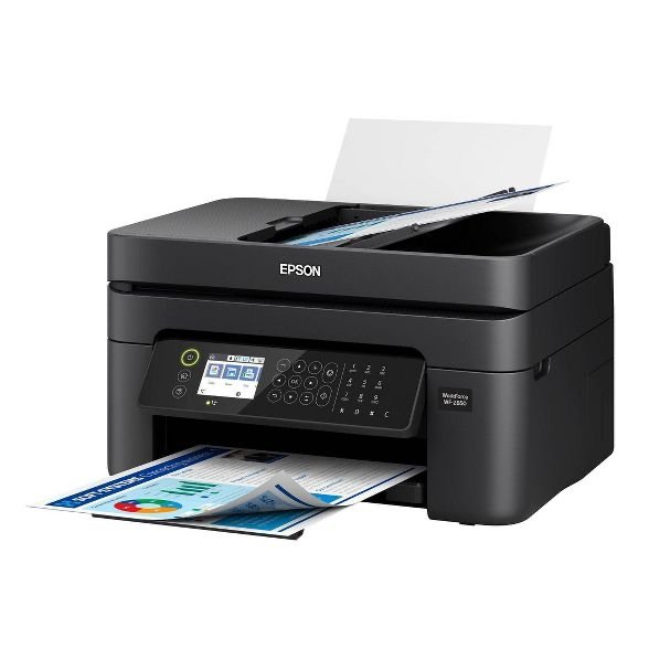 WorkForce WF-2850 多功能无线彩色打印机