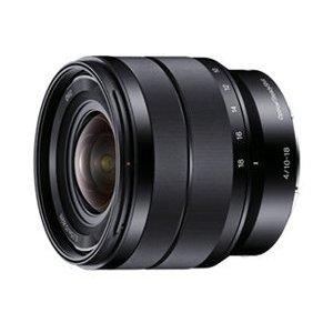 Sony E-Mount 10-18mm F4 OSS Wide-Angle Zoom Lens