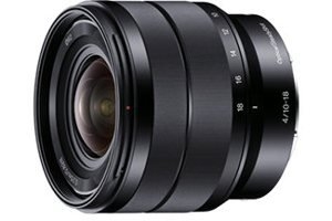 Sony E-Mount 10-18mm F4 OSS 广角镜头