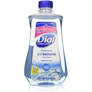 Amazon.com : Dial Complete Antibacterial Foaming Hand Wash Refill, Soothing White Tea, 32 Fluid Ounces : Gateway