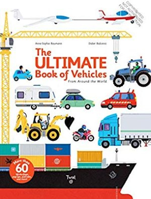 The Ultimate Book of Vehicles: From Around the World: Anne-Sophie Baumann, Didier Balicevic: 9782848019420: Amazon.com: Gateway