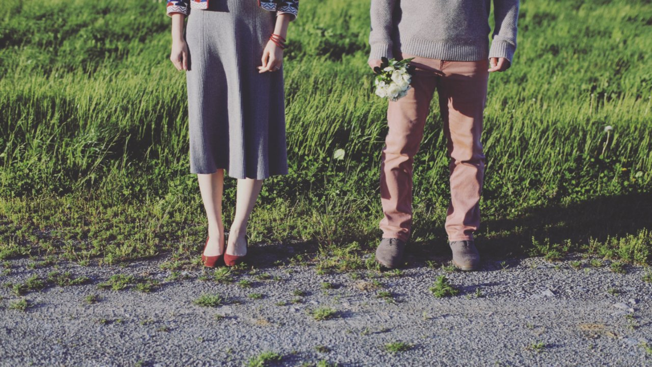 说走就走的森系自拍订婚照の不完全攻略Vol.1