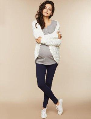 Basic Secret Fit Belly Maternity Leggings | Motherhood Maternity
