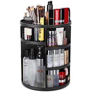 Sexgene 360° Rotating Adjustable Makeup Organizer
