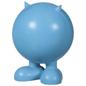 $1.36JW Pet Bad Cuz 超萌橡胶球狗狗玩具