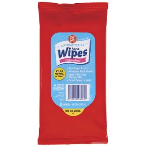 As low as $1Rite Aid Antibacterial Hand Wipes and Isopropyl Alcohol Sale