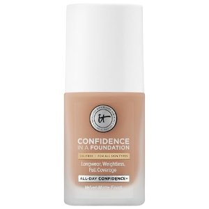 IT Cosmetics- Confidence in a Foundation