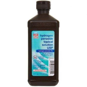 $0.89Rite Aid Hydrogen Peroxide Topical Solution USP - 16 fl oz
