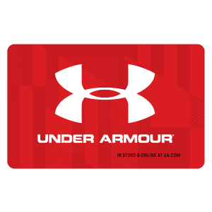 $50Under Armour $60 Gift Card