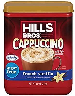 速溶咖啡 Cappuccino 12oz