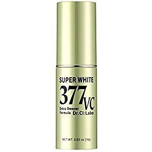 Amazon.com: Dr. Ci:Labo Super White 377 VC Extra Deeper Formula 0.63oz, 18g: Health & Personal Care