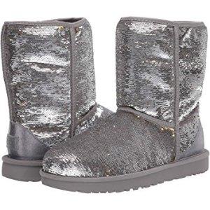 UGG Women's Classic Short Cosmos Sequin Fashion Boot