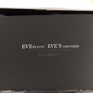 Eve's temptation 测众报告   皇帝的内衣,最舒服的内衣