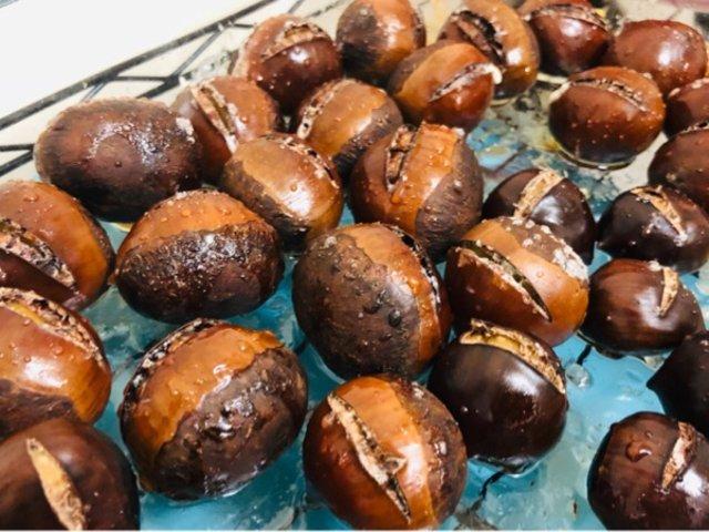 糖烤栗子 | 冬季下午茶必备小零食