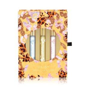 $45 (价值$81)Marc Jacobs Fragrance Daisy滚珠香水三件套
