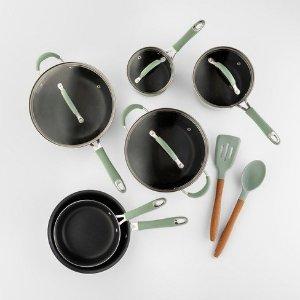Cravings By Chrissy Teigen 12pc Aluminum Cookware Set : Target