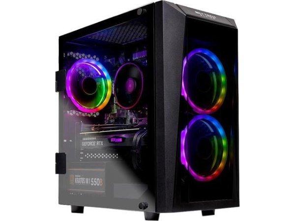Blaze II 台式机 (Ryzen 5 3600, 2070S, 16G, 500G)