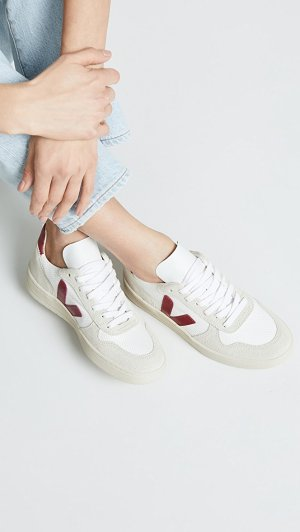 Veja V-10 Lace Up Sneakers | SHOPBOP SAVE UP TO 25% Use Code: EVENT19
