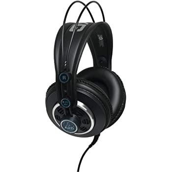 K240 MKII 半开放式专业监听耳机