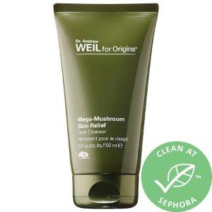 Dr. Andrew Weil For Origins™ Mega-Mushroom Skin Relief Face Cleanser - Origins | Sephora